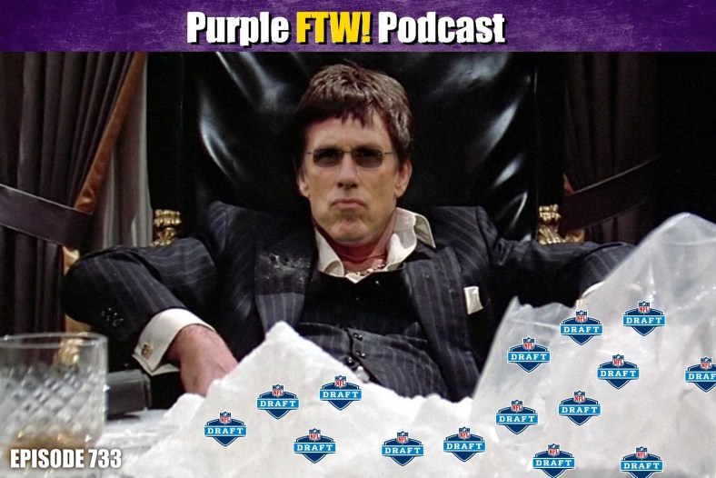 Purple FTW! Podcast: RICKFACE feat. Dan Hatman of The Scouting Academy (ep. 733)