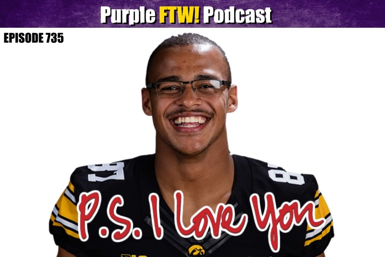 Purple FTW! Podcast: Running Through the Vikings 30 Visits feat. Darren Wolfson + #VikesOverBeers! (ep. 735)