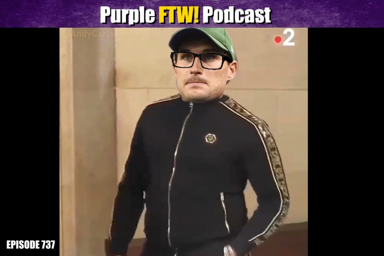 Purple FTW! Monday Morning Football feat. Eric Eager + Emory Hunt (ep. 737)