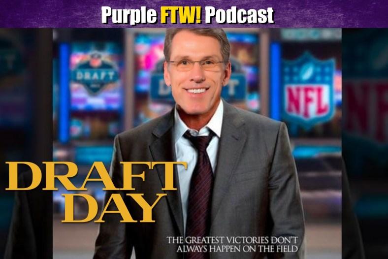 Purple FTW: Draft Day feat. #VikesOverBeers w/ Josh Pelto + SKOL Memes (ep. 746)