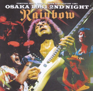 Rainbow-Osaka 81 2nd Night-no label_IMG_20190129_0001