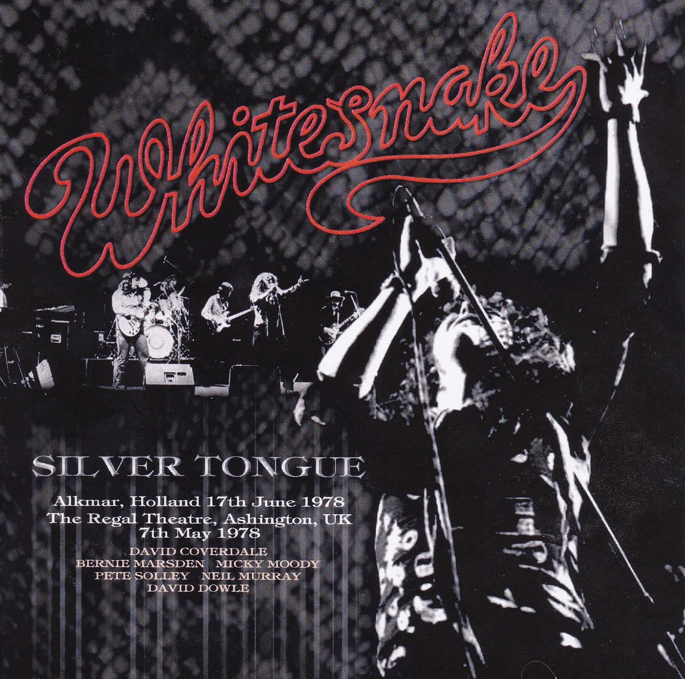 Whitesnake 1978-06-17&05-07 Silver Tongue (Power Gate