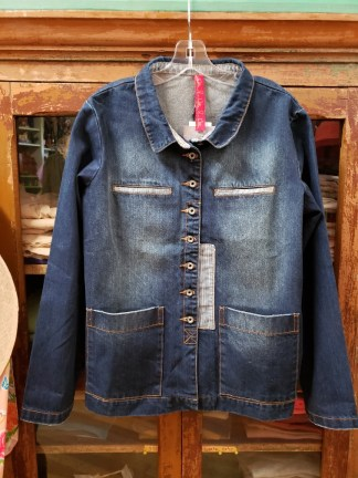 Ewa i Walla Denim Jacket 4957