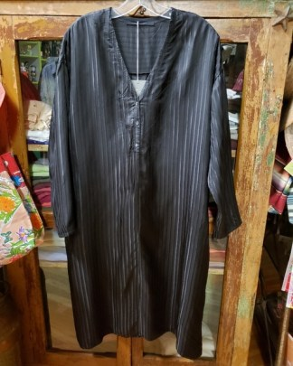 Elsa Esturgie Black BRUINE Dress 3514