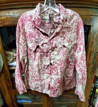 Magnolia Pearl Buffalo Solder Shirt Jacket 348