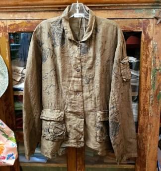 Krista Larson Safari Jacket 2855
