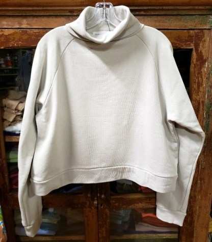 Veritecoeur Longsleeve LightGrey Sweatshirt 4910