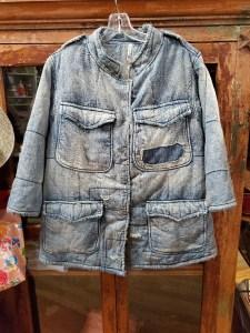 Magnolia Pearl Love Militia Puff Jacket 309