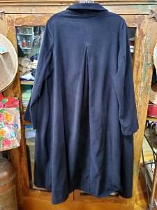 Veritecoeur Black Cordoruoy Jacket 0520