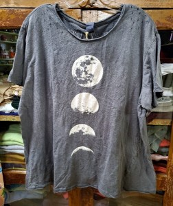 Magnolia Pearl Cotton Jersey Moon Phase T 788