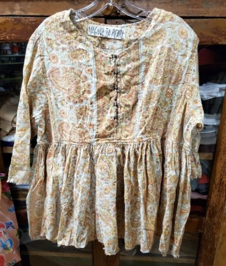 Magnolia Pearl Cotton Ojai Blouse 780