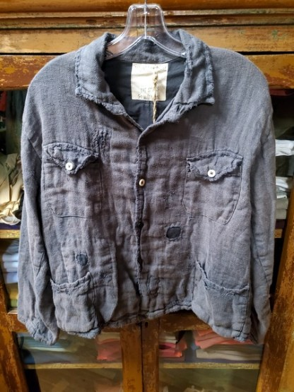 Magnolia Pearl Buffalo Soldier Jacket 287