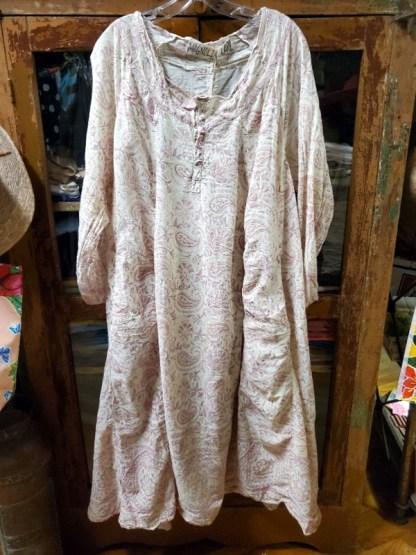Magnolia Pearl Talulah Artist Smock Dress 598