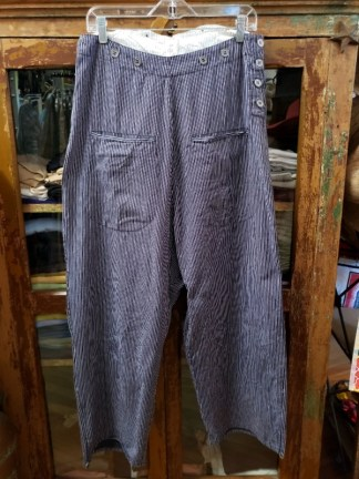 Ewa i Walla Original Blue Stripe Pants 11340