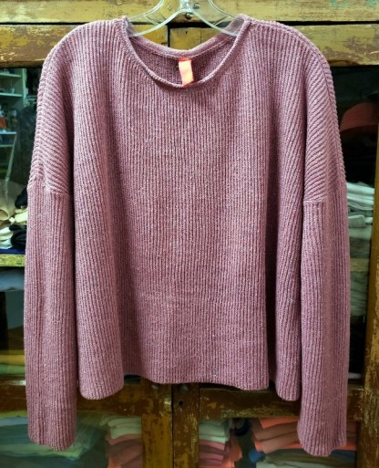 Ewa i Walla Raspberry Sweater Blouse 44727