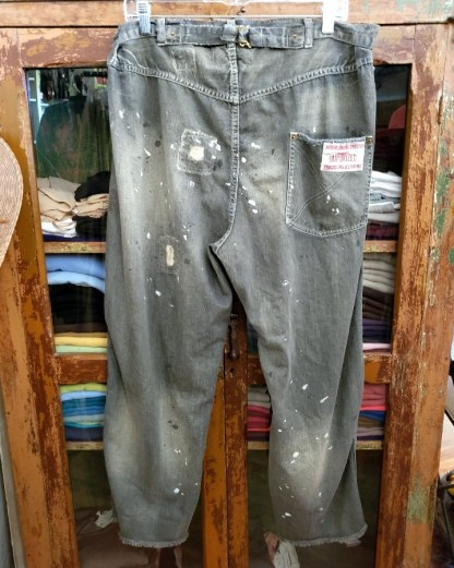 Magnolia Pearl Cotton Miners Denim Pants 110 - Hondo