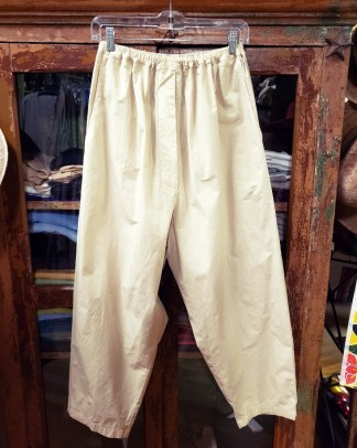 Manuelle Guibal Worker Pant OGO 5727 in Desert