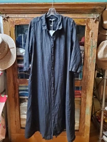 Metta Melbourne Rose Dress in Black