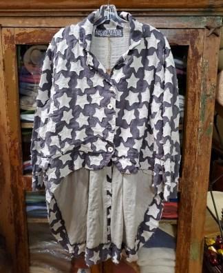 Magnolia Pearl Star Sidra Tuxedo Jacket 332 - Wish