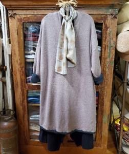 elsa esturgie brouillard sweater/dress