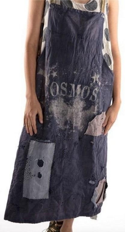 Magnolia Pearl Metalworker's Apron 006 - Workwear