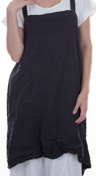 Magnolia Pearl Chore Apron Dress 413 - Midnight