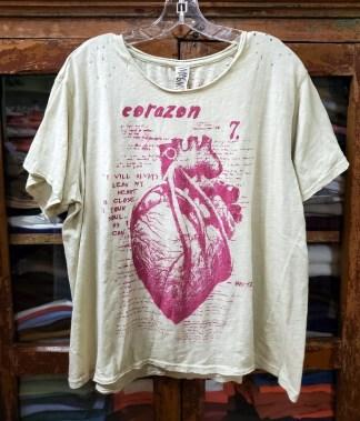 Magnolia Pearl Corazon T Top 860 411