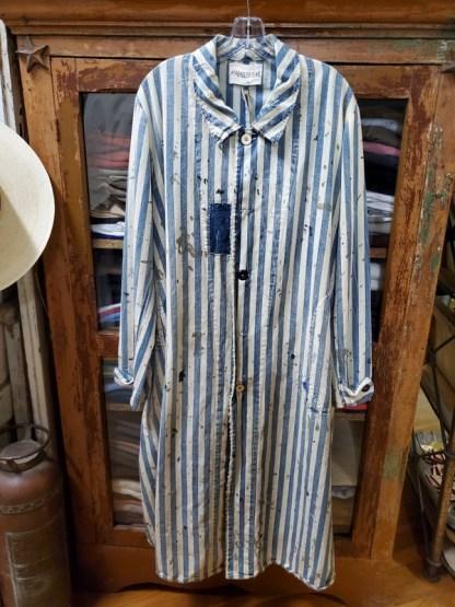 Magnolia Pearl Wells Painters Smock Coat Jacket 290 Big Hickory