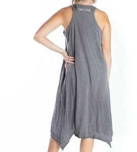 Magnolia Pearl Cotton Jersey Paz A Line Tank Dress 670 -- True