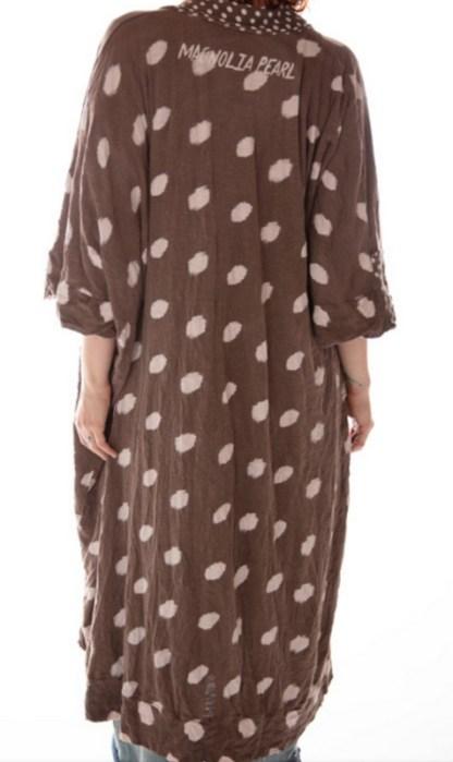 Magnolia Pearl Cotton Jersey Teemono Jacket 255 -- Bonsai
