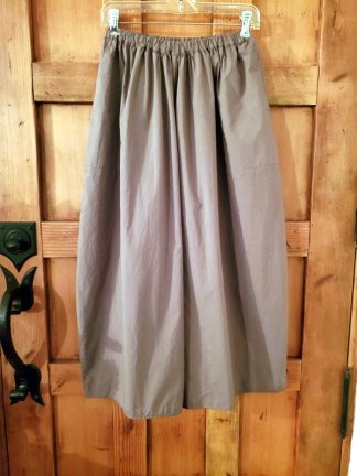 Manuelle Guibal Pantalon Oversize Zo Pant 5962 Fusain