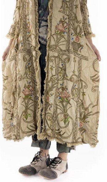 Magnolia Pearl OLeary Coat Jacket 471 Swedish White