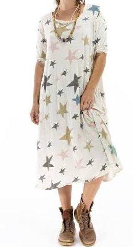 Magnolia Pearl Dylan T Dress 469 - Clouseau