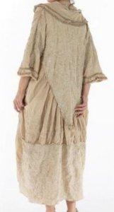 Magnolia Pearl Emmali Kimono Jacket 476 -- Papyrus