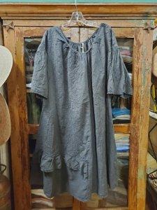 Magnolia Pearl Zomi Dress 429 Ink