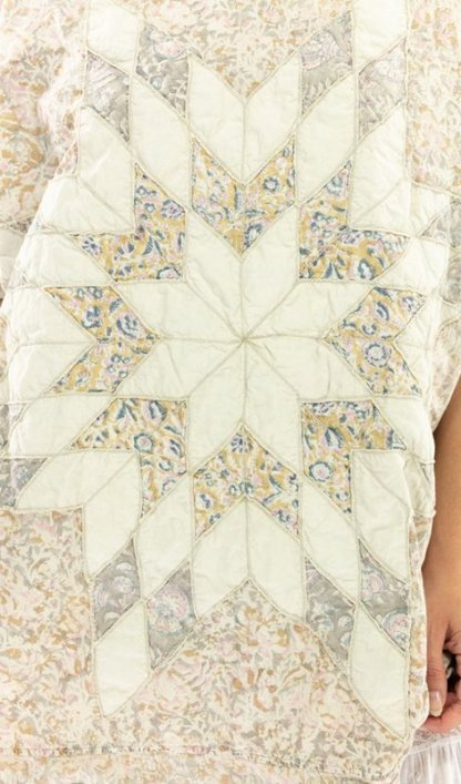 Magnolia Pearl Quilted Oversized Francis Top 984 Cherish