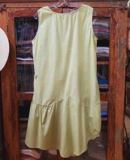 cut-loose Jumper Dress 3630 Soft Lime