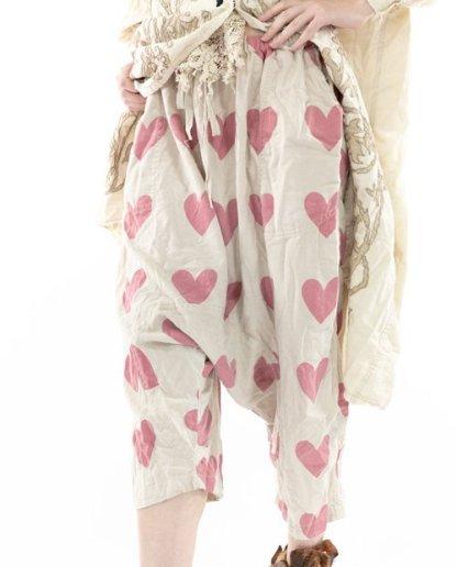 Magnolia Pearl Printed Garcon Trouser Pants 263 - Crush