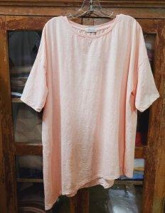 Krista Larson Solid T-Shirt Short Sleeve 5141 Ballet Slipper