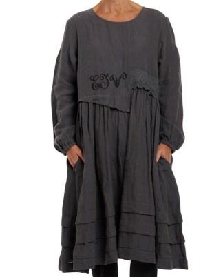 Ewa i Walla Dress 55725 Antracite