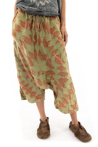 Magnolia Pearl Quiltwork Garcon Trouser Pants 277 Grandma Cottage