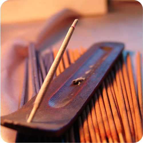 INCENSE, SMUDGING & BURNERS