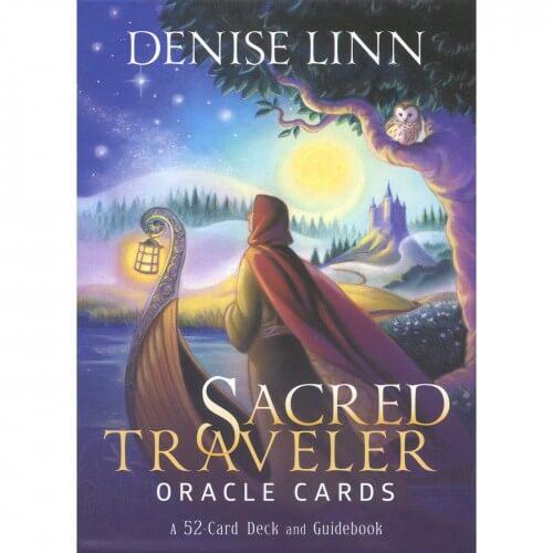 Sacred Traveler Oracle Deck