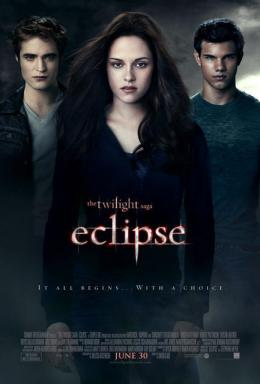 Twilight Saga: Eclipse Movie Poster
