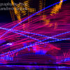 photo - abstract fairground lights