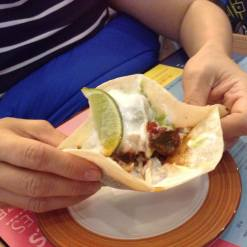 Vegetarian Soft Tacos