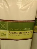 slob, humor, shower curtain