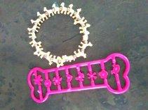 slob, humor, bracelet, bone??