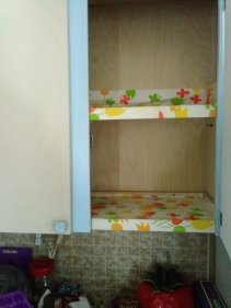 slob, humor, empty cabinet