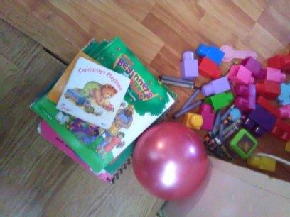 slob, humor, toys to keep
